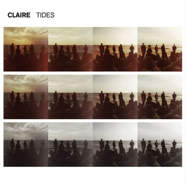 CLAIRE - TIDES   CD NEW!