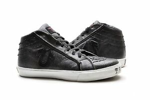 True-Religion-Shoes-Ryan-DX-TR105101-Black-Leather-Sneakers