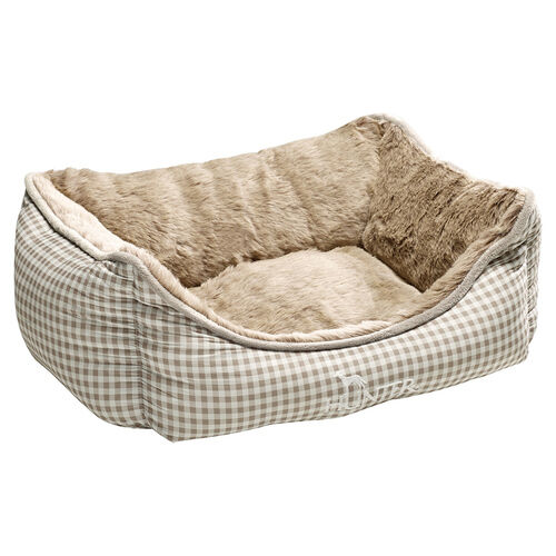 Hunter cani cani cani Divano Astana Marronee, Diverse Dimensioni, NUOVO 073b4f