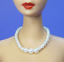 Dreamz-WHITE-GRADUATED-PEARL-NECKLACE-VINTAGE-REPRODUCTION-for-Barbie-Doll thumbnail 2