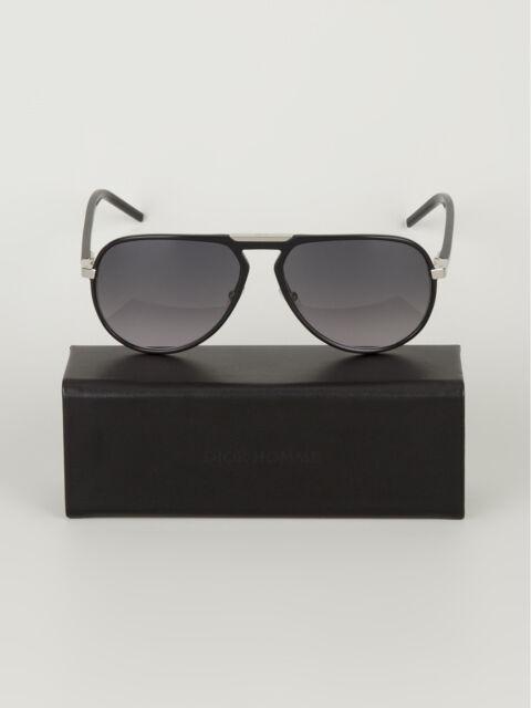 0f1d63041b631 Dior Homme Men s Al13.2 53hhd Aluminum Aviator Sunglasses for sale ...