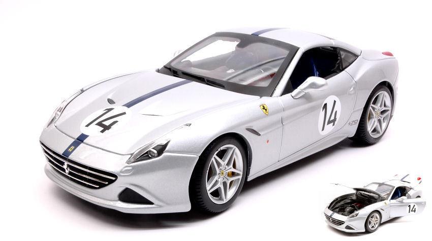 Ferrari California T  14 70th anniverrsary 'the Hot Rod' 1 18 Model BBURAGO