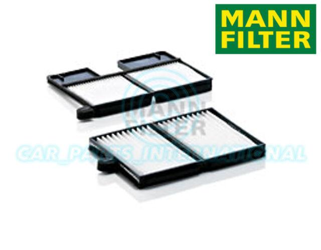 Mann Hummel Interior Air Cabin Pollen Filter OE Quality Replacement CU 21 001-2