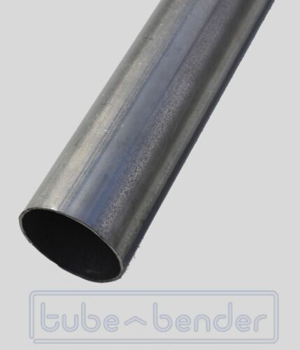 "5000mm 1.5mm Wall Mild Steel Exhaust Round Tube 50.8mm OD 2/"" Pipe"