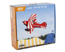 E-Flite UMX Pitts S-1s BNF Basic With As3x EFLU5250