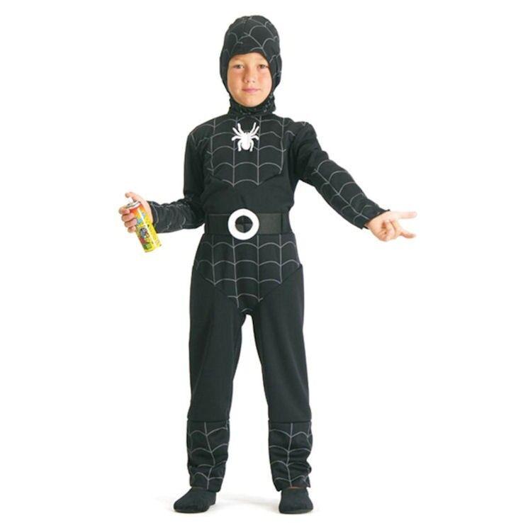 Garçon araignée noir et argent ans spiderboy 4/5 ans argent deguiseHommes t costume carnaval ef79c0