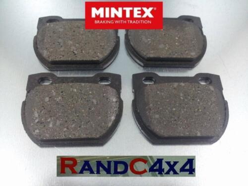 Sfp000280 Land Rover Defender 110 130 Mintex Freno Trasero Pad Set