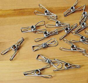 24-marine-grade-WIRE-Clothes-Pegs-304-Stainless-steel-long-lasting