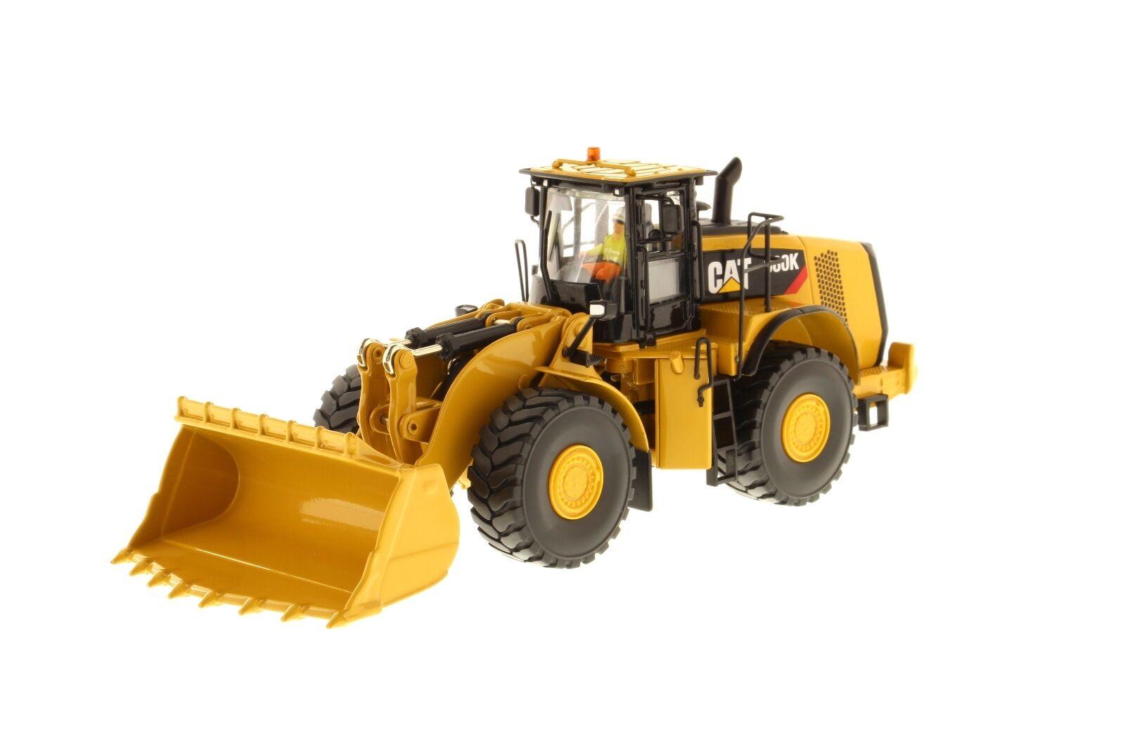 Caterpillar ® 1 50 Escala Cat 980K Rueda Cargador-rock de configuración - 85296 dm