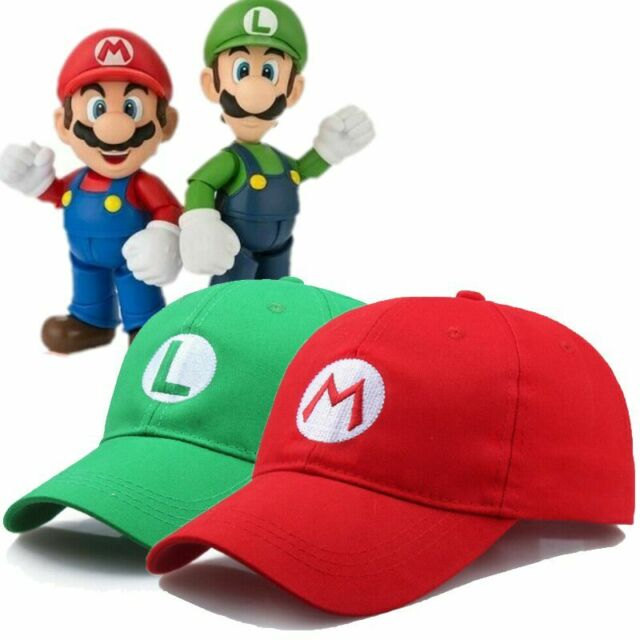 Disguise Mario Adult Hat