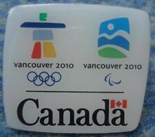 OLYMPIC VANCOUVER 2010 PIN BADGE