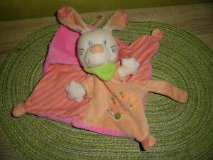 W-NUOVO-Coniglio-Rabbit-Copertina-Morbida-Copertina-morbida-NICOTOY-Simba-C-amp-A