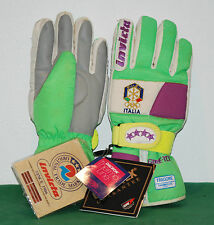 vintage invicta gore-tex thermo ski gloves guanti winter snowboard FISI ITALIA