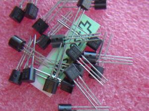 25-pcs-BC558B-Hitachi-Transistor-TO-92-TRANSISTORS-NEU-NOS