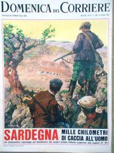 La-Domenica-del-Corriere-9-Ottobre-1966-Fellini-Bolognini-Sardegna-Banditismo-Tv