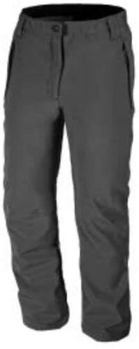 CMP Femmes Softshell Pantalon Asphalte Gris DE: 44