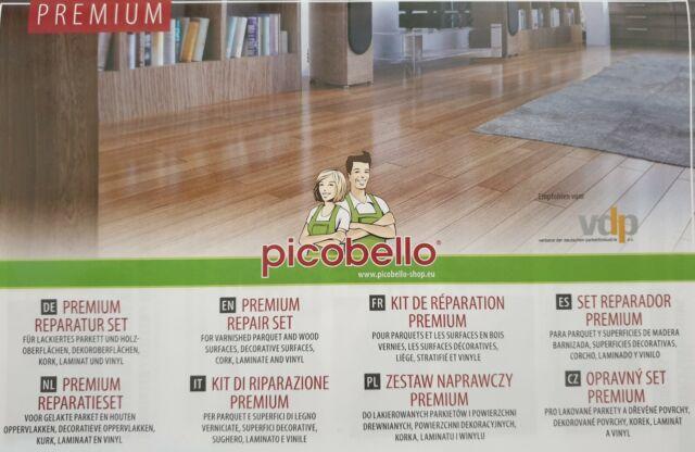 Premium Wood Repair Kit, Picobello Laminate Flooring Repair Kit