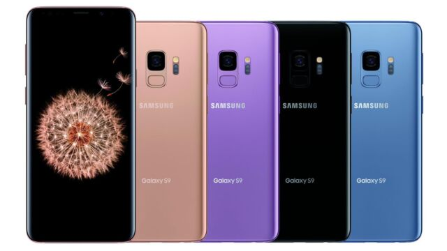 Samsung Galaxy S9 64GB Entsperrt 4G Smartphone Graded