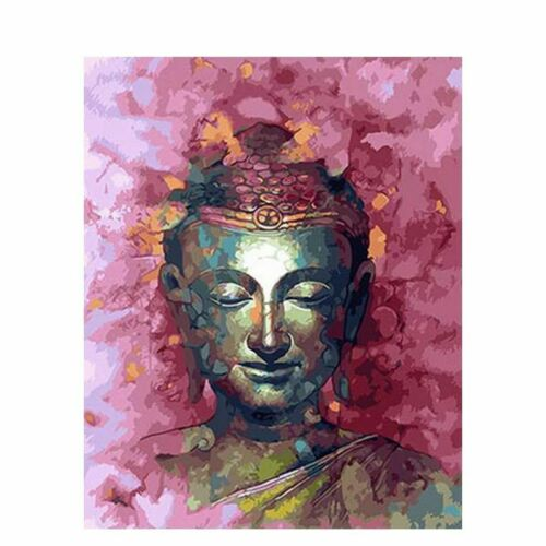 Buddha 40 x 50 cm Painting By Numbers Kit On Canvas N12