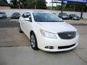 2013 Buick La Crosse LEATHER 3.6L AWD w/R.Cam/Pano Roof/R.Starter/Bluetooth ~ Only 76k