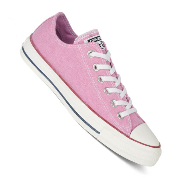 Converse Chucks Lo CTAS Ox Light Orchid Pink Women s SNEAKERS in ... 53eefb7e7