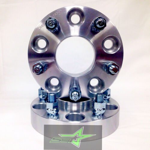 JEEP JK WRANGLER 5X127 5X5 WHEEL SPACERS HUBCENTRIC 1.5 INCH 38MMFITS ALL 07