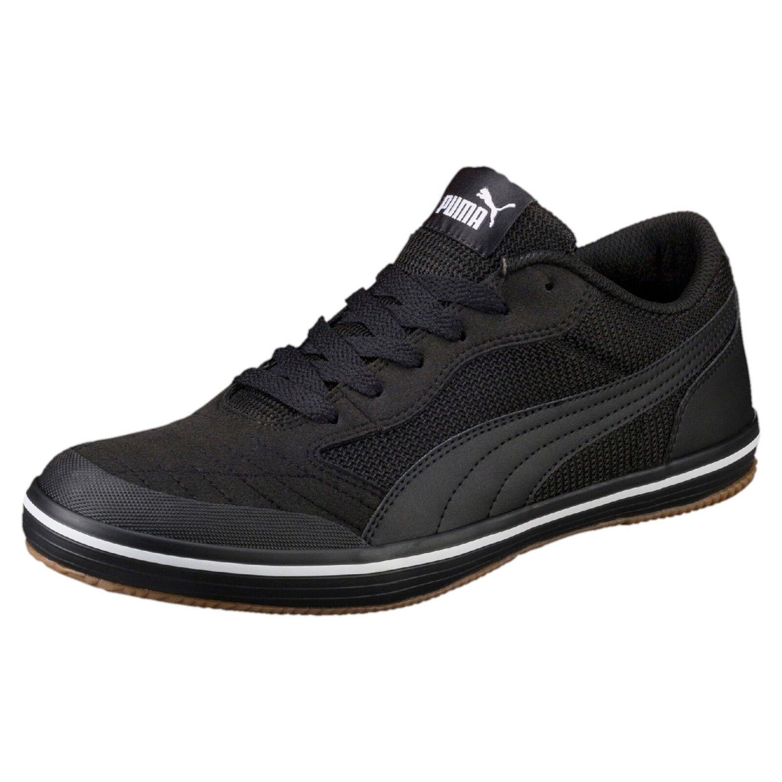 NEW Puma Basket Citi Whisper Zapatillas para hombre de de hombre moda Negro Series zapatos e79317