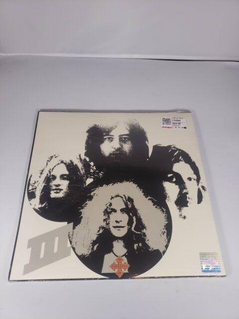 LED ZEPPELIN Led Zeppelin III NEW 180g vinyl LP remastered reissue gatefold