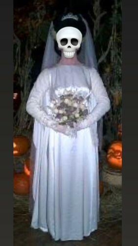 Size 18 Church-bound Bride of Frankenstein Drag Co