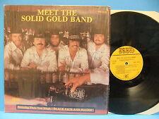 Meet The Solid Gold Band 1981 Kansas Nationwide Sound Distrubition NSD LP 05
