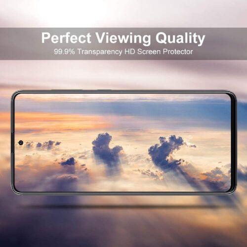 Tempred Vidrio Protector De Pantalla Película Para Samsung Galaxy A10 A21s A70 A41 A51 A71