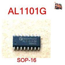 AL1101G DAC 24-Bit Wavefront SOP-16 IC UK Stock