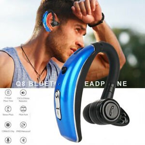 Bluetooth-Headset-Wireless-Headphone-Earpiece-for-Samsung-Galaxy-S8-S9-S7-iPhone