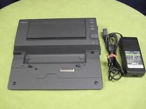 Sony-VAIO-VGP-PRBX1-Docking-station-BX-AX-w-AC-ADAPTER