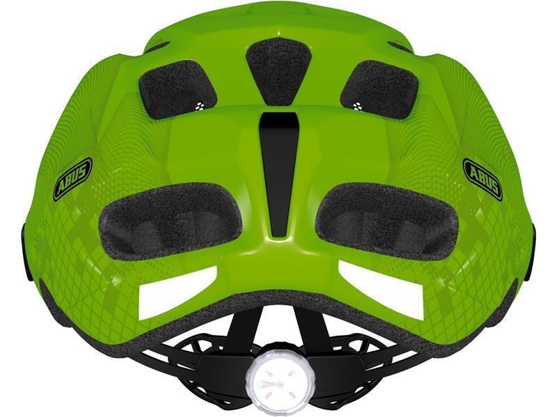 ABUS MOUNTX apple green S Fahrradhelm