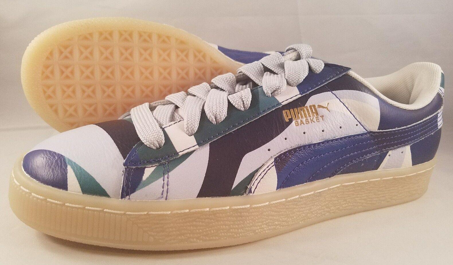 Puma x Careaux Basket Chaussures Homme