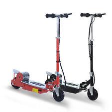 Patinete Eléctrico Scooter Plegable con Carga 80Kg Acero NUEVO