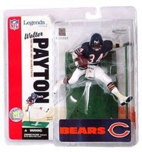 McFarlane NFL Legends 2 WALTER PAYTON figure - Bears