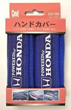 "E BRAKE HANDLE COVER JDM ""POWERED BY HONDA"" BLUE"