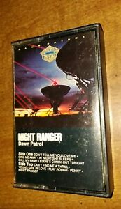 Night-Ranger-Dawn-Patrol-Cassette-1982-Broadwalk-Records
