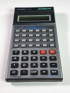 RARE-Casio-FX-100D-Pocket-mini-calculator-SUPER-FX-Collectible-JAPAN