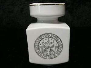Antiguo-DDR-Rda-Porcelana-Jarras-Ilmenau-Kunstporzellan-Um-1970-Berlin