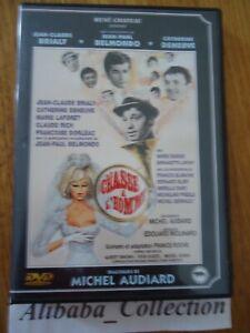DVD-La-Jagd-ZUM-Belmondo-Deneuve-Brialy-Rene-Chateau