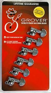 Grover-205C6-Rotomatic-chrome-guitar-tuning-pegs-machine-head-6-in-line