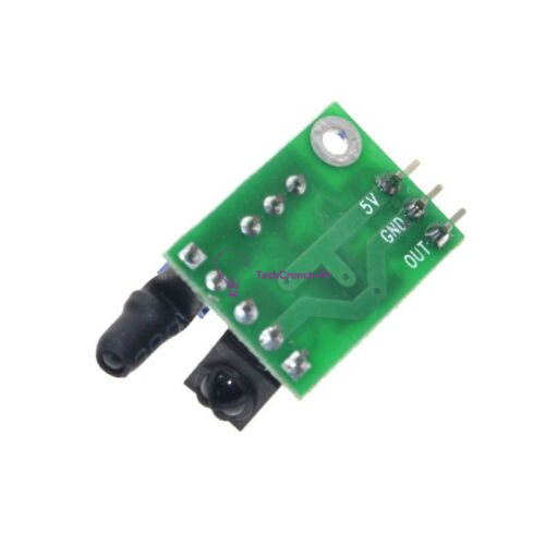 DC 3.8-5.5V 6mA 3-100cm 6mA IR Infrared Digital Obstacle Avoidance Sensor