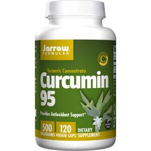 Curcumin-95-500mg-X-120-Kapseln-Antioxidant-Jarrow-Formulas