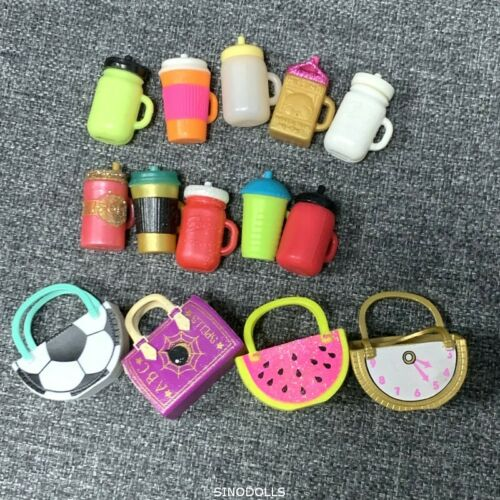 Lot 52x LOL Accessories LOL Surprise Doll Lil Pet outfit dress Bottle Shoes Gift