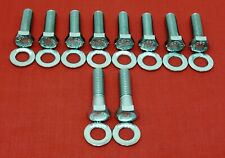 BUICK 231 V-6 STAINLESS STEEL ENGINE HEX BOLT KIT