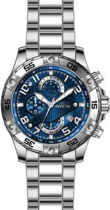 Invicta-Men-039-s-S1-Rally-Quartz-Chronograph-100m-Stainless-Steel-Watch-26094