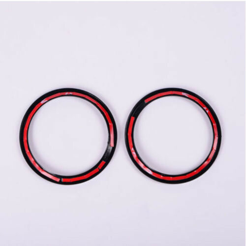 Black Door Speaker Ring Trim For Land Rover Discovery Sport Car Styling 4pcs
